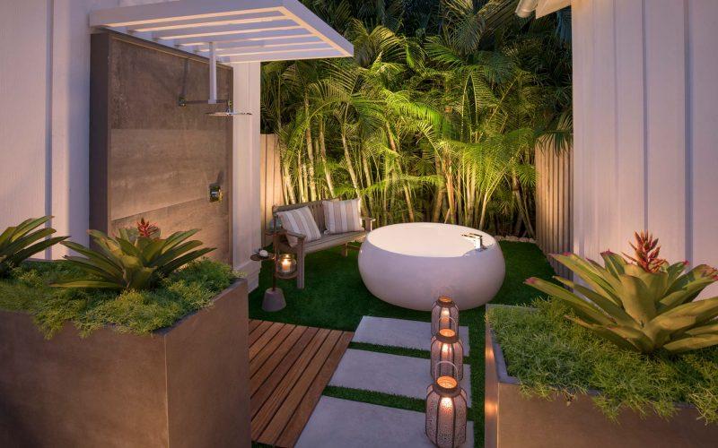 Garden-Deck-Evening