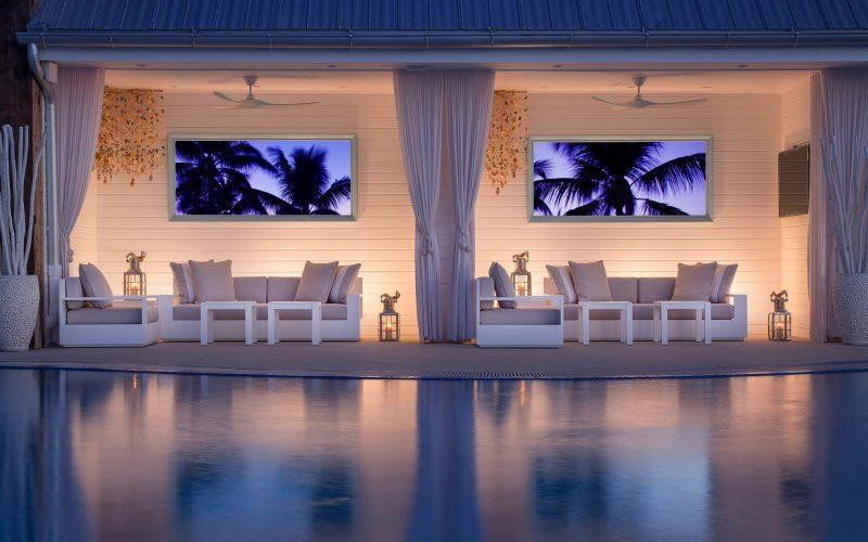 Sunset-Pool-CabanasEvening1